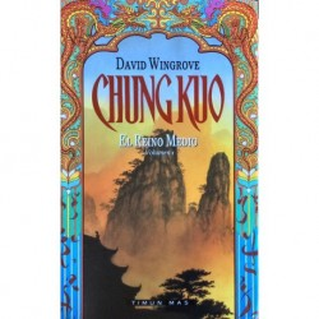 Chung Kuo - El reino medio - Volumen 1
