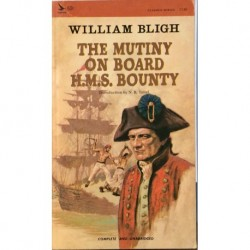 The mutiny on board H. M. S. Bounty