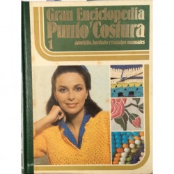 Gran enciclopedia : Punto y costura. Vol. 1
