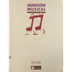 Audición musical. 1 BUP