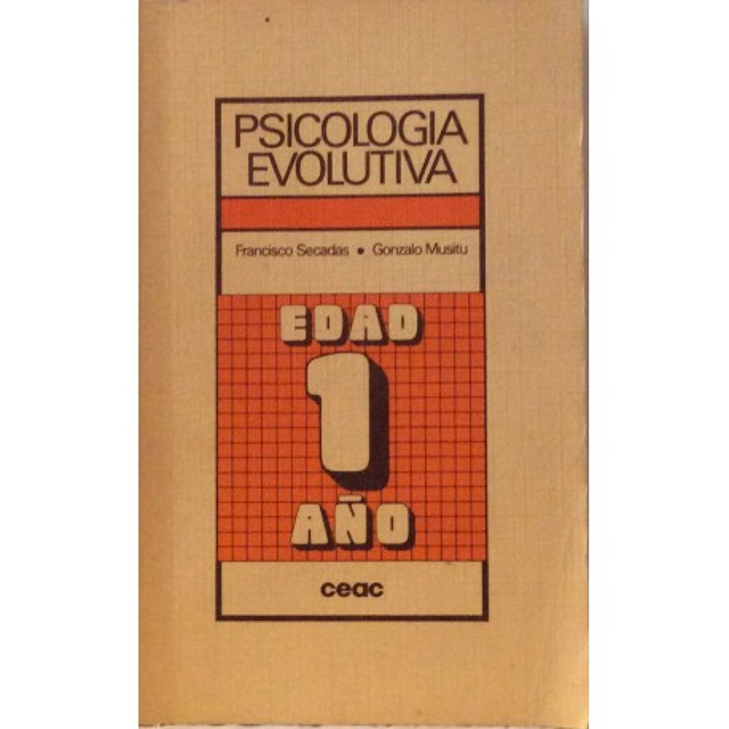 Psicología evolutiva - 1 año.