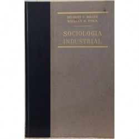 Sociología Industrial