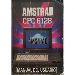 Amstrad CPC 6128. Manual del Usuario
