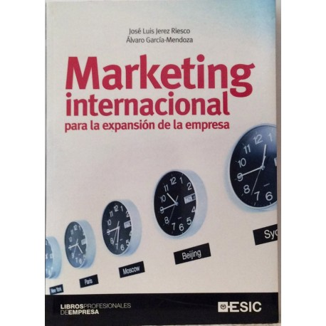 Marketing internacional para la expansión de la empresa