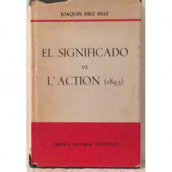 El significado de l'action