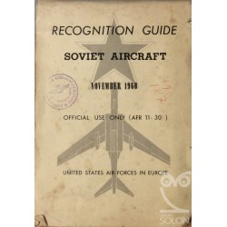 Recognition Guide Soviet Aircraft