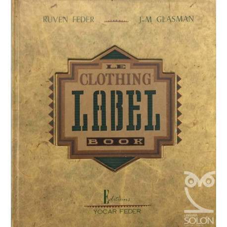 Le clothing label book