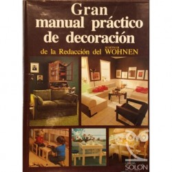 Gran manual práctico de decoración