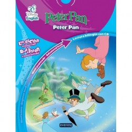 Peter Pan. Nivel avanzado - español e inglés