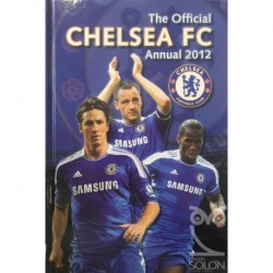 The Official Chelsea Fc Annual 2012