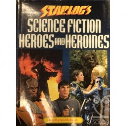 Starlog's Science fiction heroes and heroines