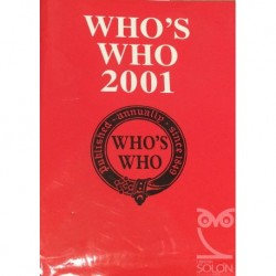 Who's Who (Writing Handbook)