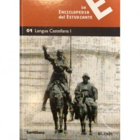 La Enciclopedia del estudiante 1 - Lengua castellana I
