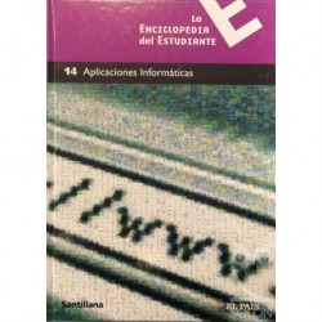 La Enciclopedia del estudiante 14 - Aplicaciones Informáticas