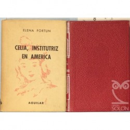 Celia, institutriz en América
