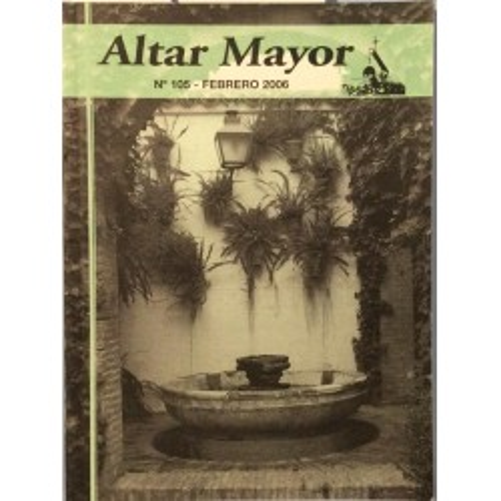 Altar Mayor nº 105 - Febrero 2006