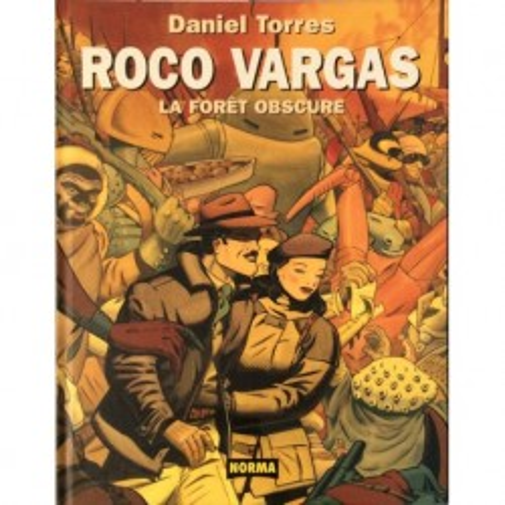 Roco Vargas : La forêt obscure