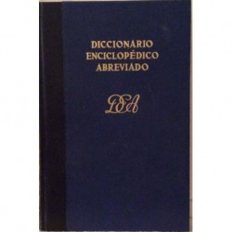 Diccionario Enciclopédico Abreviado Tomo IV F-Izzo