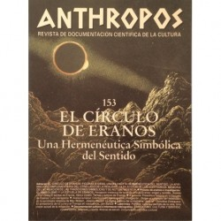 Anthropos. Nº 153 / 1994