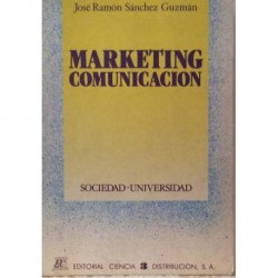Marketing. Comunicación