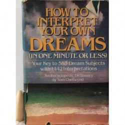 How to interpret your own dreams
