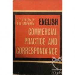 English commercial practice and correspondence