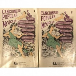 Cancionero popular mexicano - 2 Vols.