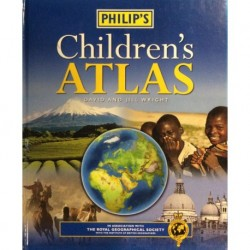 Philip's Children's Atlas (Philip's World Atlases)