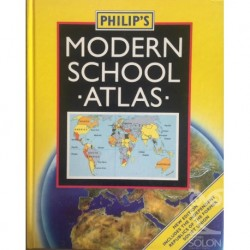 Philip's modern school atlas.